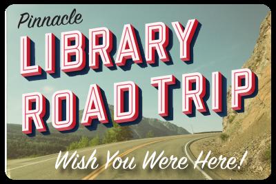 Pinnacle Library Road Trip Postcard