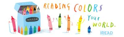 Reading Colors Your World.
