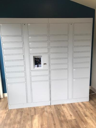 Smart Lockers by Smiota.