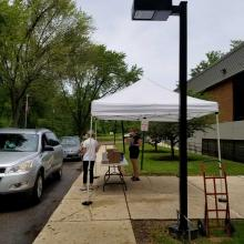 Dundee Library Summer Meals Curbside Pickup