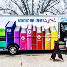 RIPL bookmobile